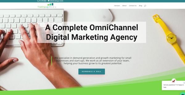 tradingupmedia-website