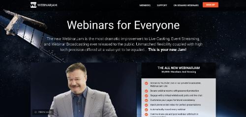 webinarjam-home-page