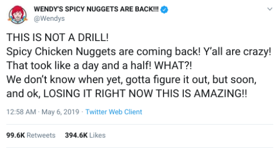 wendys-nuggets-tweet
