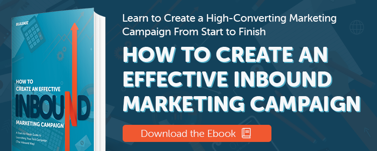 Effective Inbound Marketing Campaign