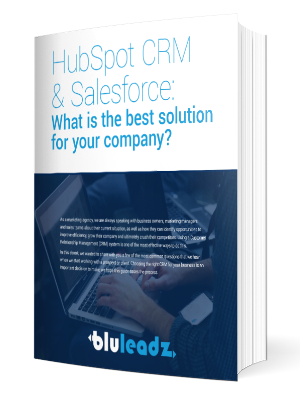 HubSpot CRM & Salesforce: Which is the best solution for your business?