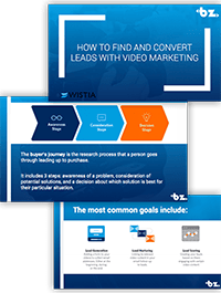 Find And Convert Leads With Video Marketing